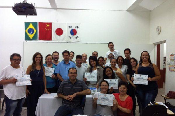 Curso eletroacupuntura e LaserAcupuntura em São Paulo