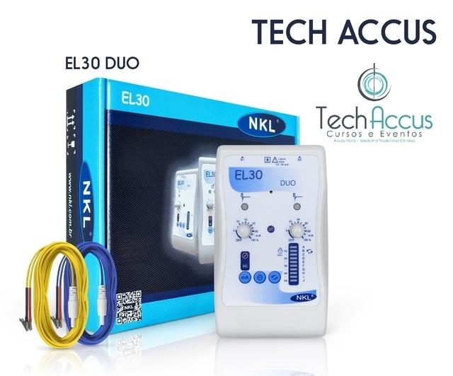 EL30 Duo com Tabela Tech Accus