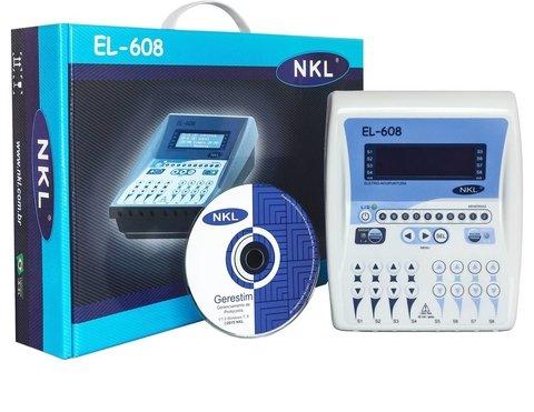 NKL EL608 - Equipamento de EletroAcupuntura com desconto!